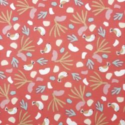 Tissu coton Lipy