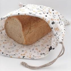 Grand sac à vrac ou sac à pain